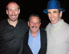 Joe Polish, Rick and Joe Sugarman