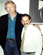 Richard Branson and Rick